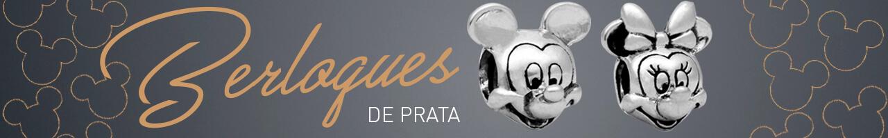 Berloques de Prata